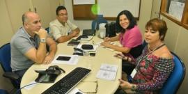 Fenadadados e Serpro realizam reunião da Comissão de Saúde