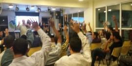 Trabalhadores elegem delegados ao Cecut e ao Concut