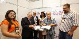 Particulares – Convenção Coletiva de Trabalho é assinada